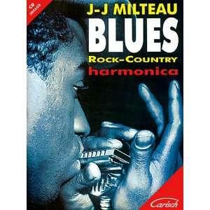 blues, rock, country ; harmonica (9788882911119) J.J