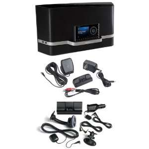 XM onyX Receiver, Car Kit, Home Kit & Boombox Bundle: Electronics