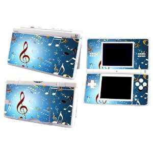 Game Skin Case Art Decal Cover Sticker Protector Accessories   Music