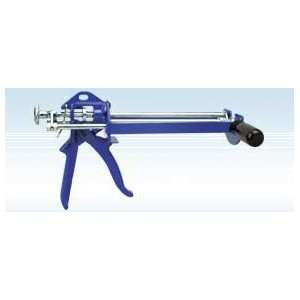 Wellmade Tool 3345 Dual Cartridge Caulking Gun   Hand Operated   300