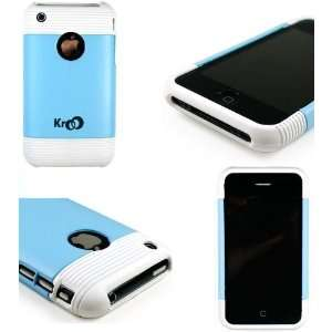 PINK KROO FUZE SERIES HARD CASE PROTECTOR for APPLE IPHONE