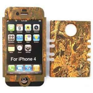 Apple iPhone 4 / 4s camo / Camouflage Hunter Series (works with Rocker