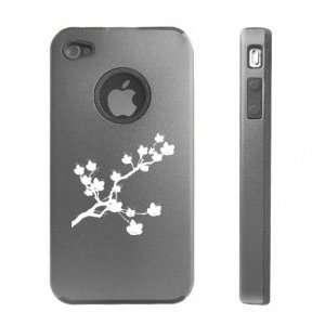 Silicone Case Cover Cherry Blossom Flowers Cell Phones & Accessories