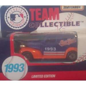 Mets 1993 Diecast Chevy Sedan Truck Collectible Limited Edition Car