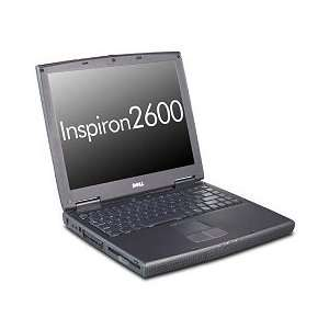 Dell Inspiron 2600 Laptop Computer with Intel Cerelon 1.133GHZ, 320MB