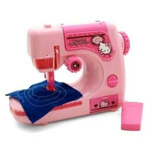Hello Kitty Chainstitch Sewing Machine Toys & Games