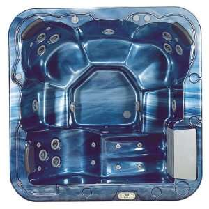 /DVD X Large Deep Spa Hot Tub Spa Hot Tubs Spas Patio, Lawn & Garden