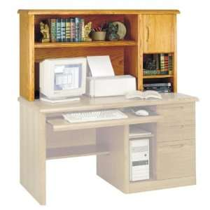 by Martin Furniture Waterfall Organizer Desk Hutch: Office Products