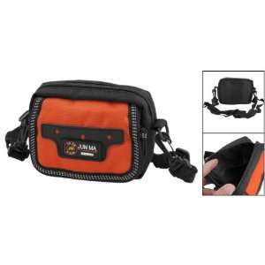 Portable Sporty Nylon Travel Pouch for Digital Camera Electronics