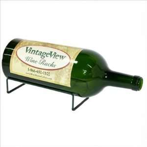 Series Big Bottle Table Top Cradle Wine Rack   CRADLE