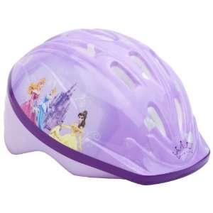 Disney Princess Girls Princess Toddler Microshell Helmet (Purple