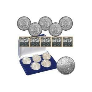 Morgan Dollar Mint Mark Collection:  Sports & Outdoors