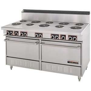 Series Commercial Electric Restaurant Range with 10 Sealed Elements