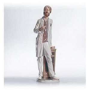 Lladro 05948 Doctor Physician Figurine