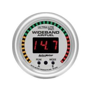Ultra Lite Pro; Wide Band Air Fuel Ratio Gauge Automotive