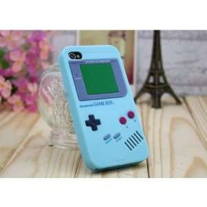 Nintendo Light Blue Game Boy Gameboy Design Silicone Case