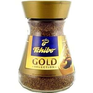 Tchibo Gold Selection Instant Coffee Grocery & Gourmet Food