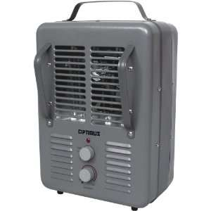 PORTABLE UTILITY HEATER WITH THERMOSTAT   OPSH3013