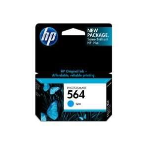 HEWLETT PACKARD 564 Cyan Ink Cartridge Printer Technology