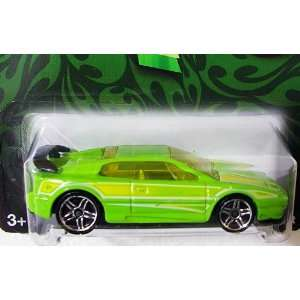 Hot Wheels 2009 Clover Cars Lotus Esprit Wal mart Exclusive 164 Scale