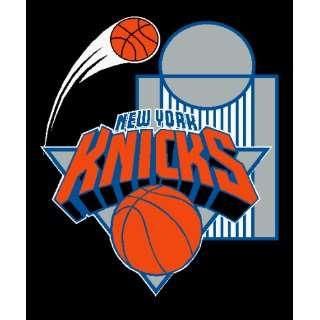 NEW YORK KNICKS 50 x 60 Team Logo Super Soft PLUSH BLANKET