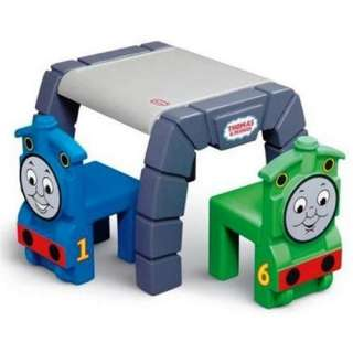 Little Tikes Thomas & Friends Table & Chairs Set  Toys & Games