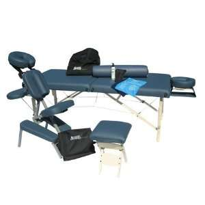 Custom Craftworks Massage Table & Chair Package