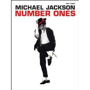 Alfred Michael Jackson Number Ones Easy Piano Musical