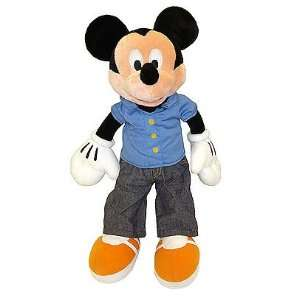 Disney Mickey Mouse Talking Plush Toy Doll 18 Home