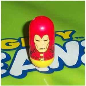 Marvel Mighty Beanz   Iron Man Toys & Games