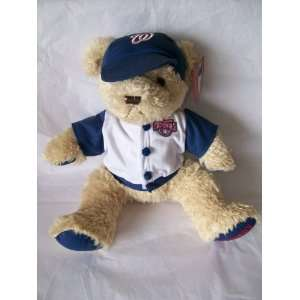 Major League Baseball National Teddy Bear Plush 14
