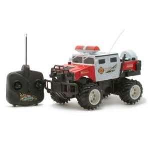 RC Monster Hummer Fire Truck   Radio Control Hummer Fire Truck   112