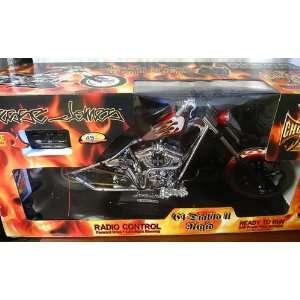 James El Diablo Rigid II Radio Control West Coast Choppers Motorcycle