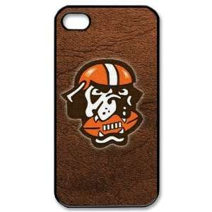 Cleveland Browns iPhone 4/4s Skin Protector Browns logo