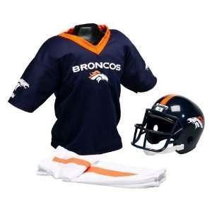 Sports Denver Broncos NFL Youth Uniform Set