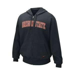 Tigers Nike Black Classic Full Zip Fleece Hoodie Sports & Outdoors