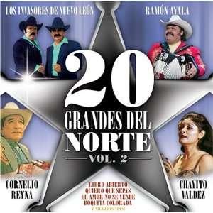 20 Grandes Del Norte 2 Music