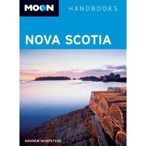 Moon Nova Scotia (Moon Handbooks) [Paperback]: Andrew