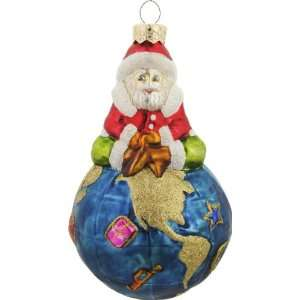 Ornament, Santas World exclusive mold by Mia: Home & Kitchen