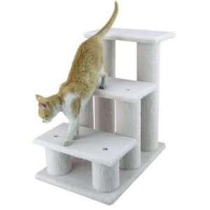 3 Step Fleece Pet Steps Pet Supplies