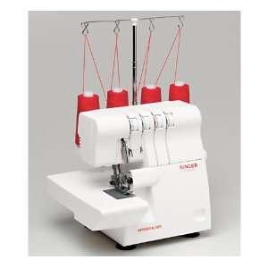 Singer 4/3 Thread Overlock Serger Sewing Machine Arts