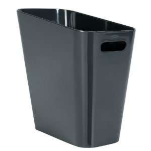 Oxo Good Grips Angle Can 1 1/2 Gallon/6 Liter, Medium Grey