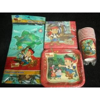 Unique Disney Peter Pan 17 Piece Birthday Cake Topper Set