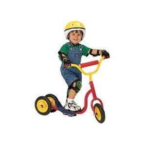 Tri Scooters with 8 plastic wheels Toys & Games