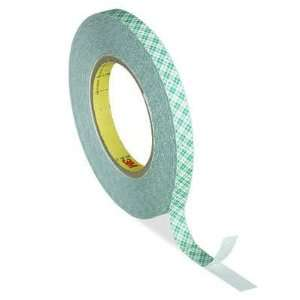 3M 9589 Double Sided Film Tape   1/2 x 36 yards Office