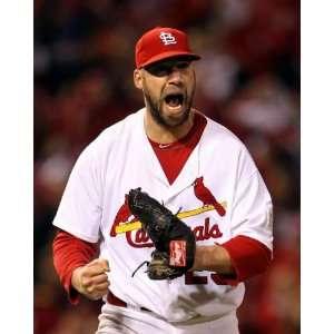 Chris Carpenter, St. Louis Cardinals, World Series Game 7, 10/28/2011