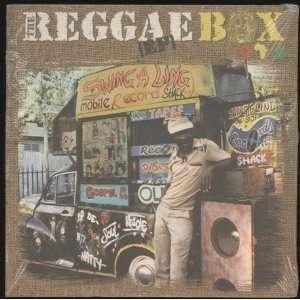 REGGAE BOX EP   Four Track Hip O Promo Sampler Various Artist Music