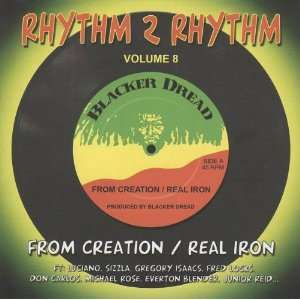 Rhythm, Vol. 8 From Creation / Real Iron Various Artists Music