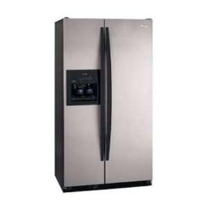 Counter Depth Refrigerator with In Door Ice Dispensing System & Drop