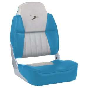 Wise® Premium Deluxe Hi   back Fishing Chair Sports